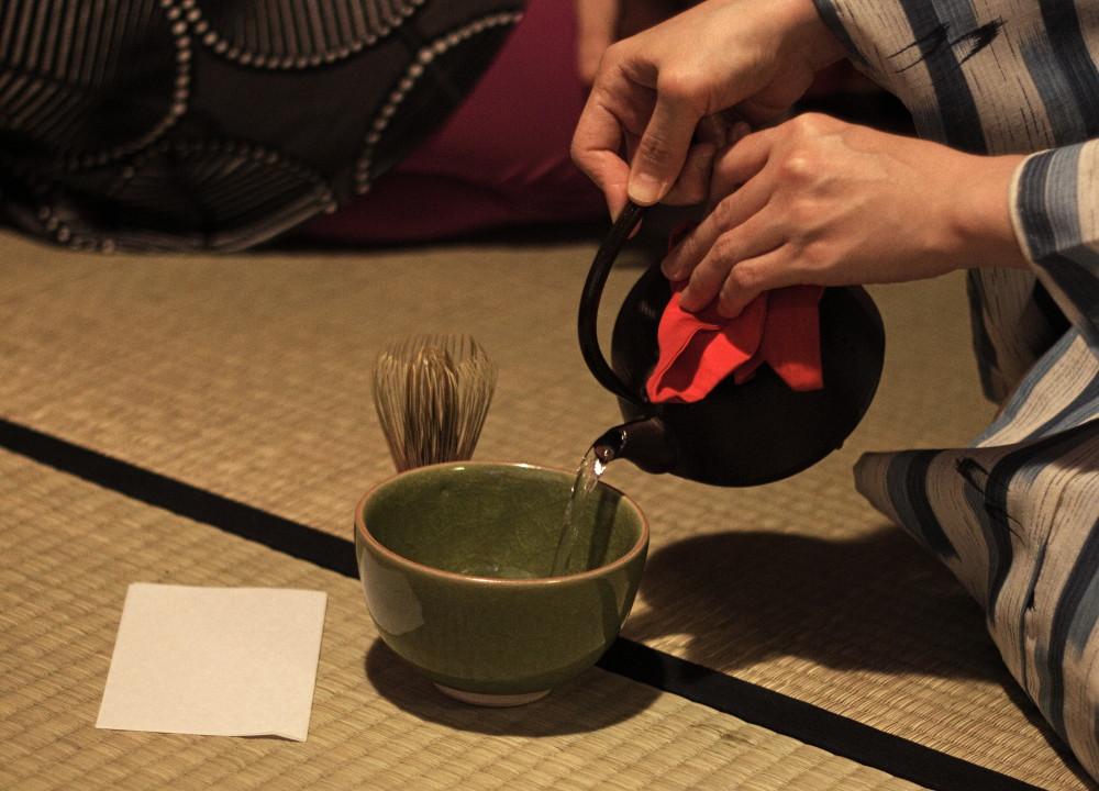ceremonie thé kyoto - Kyoto (8)