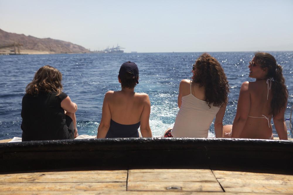 bateau mer rouge