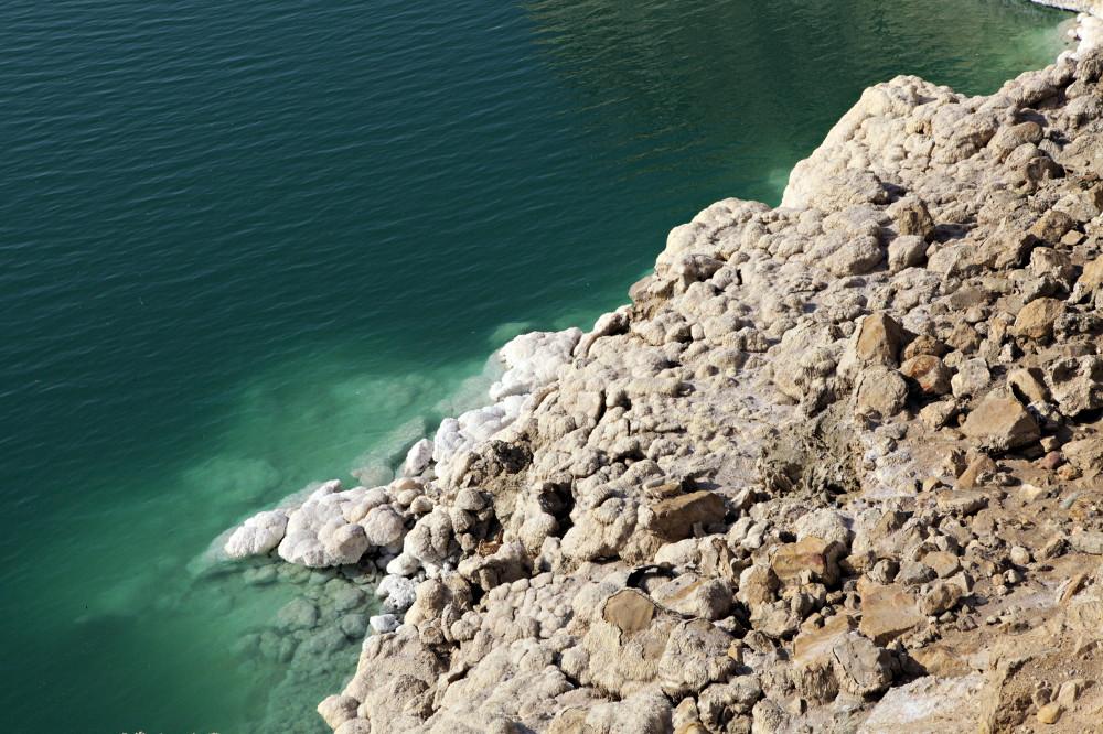 eau mer morte
