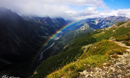 Tour du Mont Blanc : prose sur le sentier des Dieux
