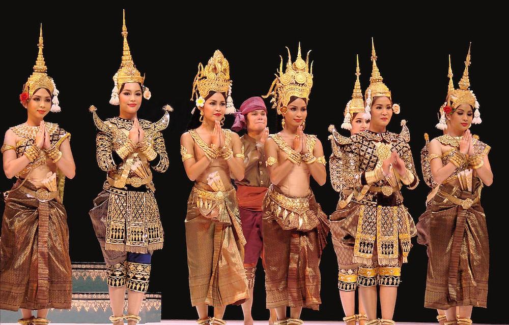 Les temples du Cambodge : la mémoire dans les murs