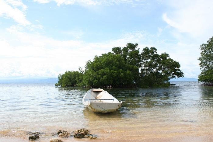 L'île des Dieux sous son plus beau jour