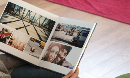 Se créer un album de photos souvenirs…