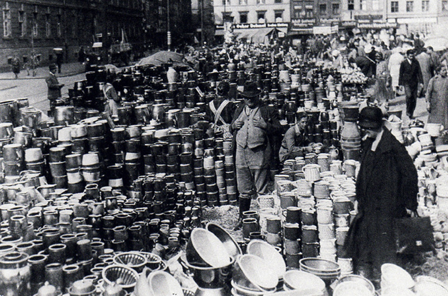 ancienne poterie polonaise