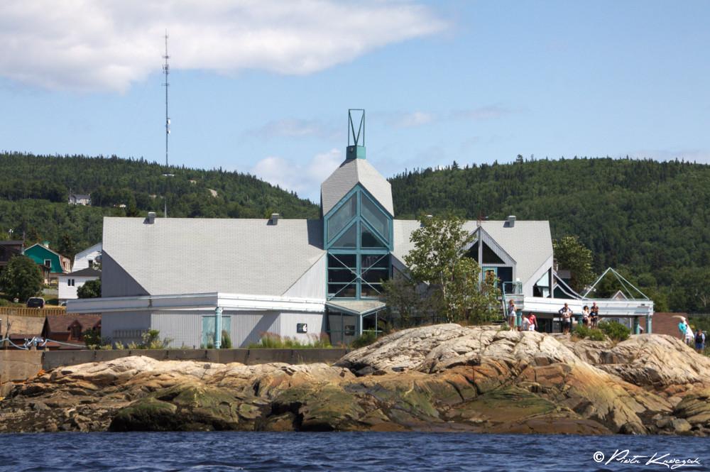 centre recherche marine tadoussac