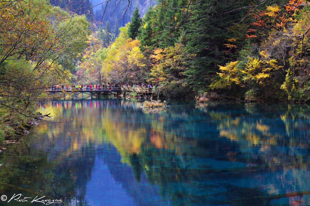 jiuzhaigou chine automne (16)
