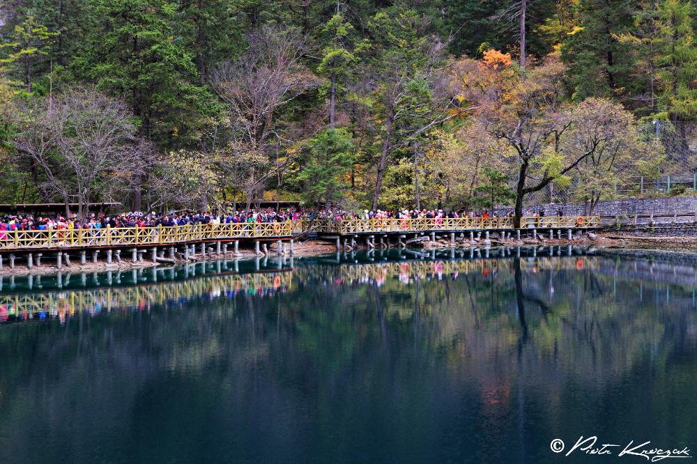 jiuzhaigou chine automne (9)