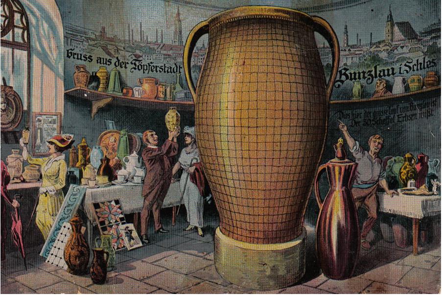 poterie polonaise