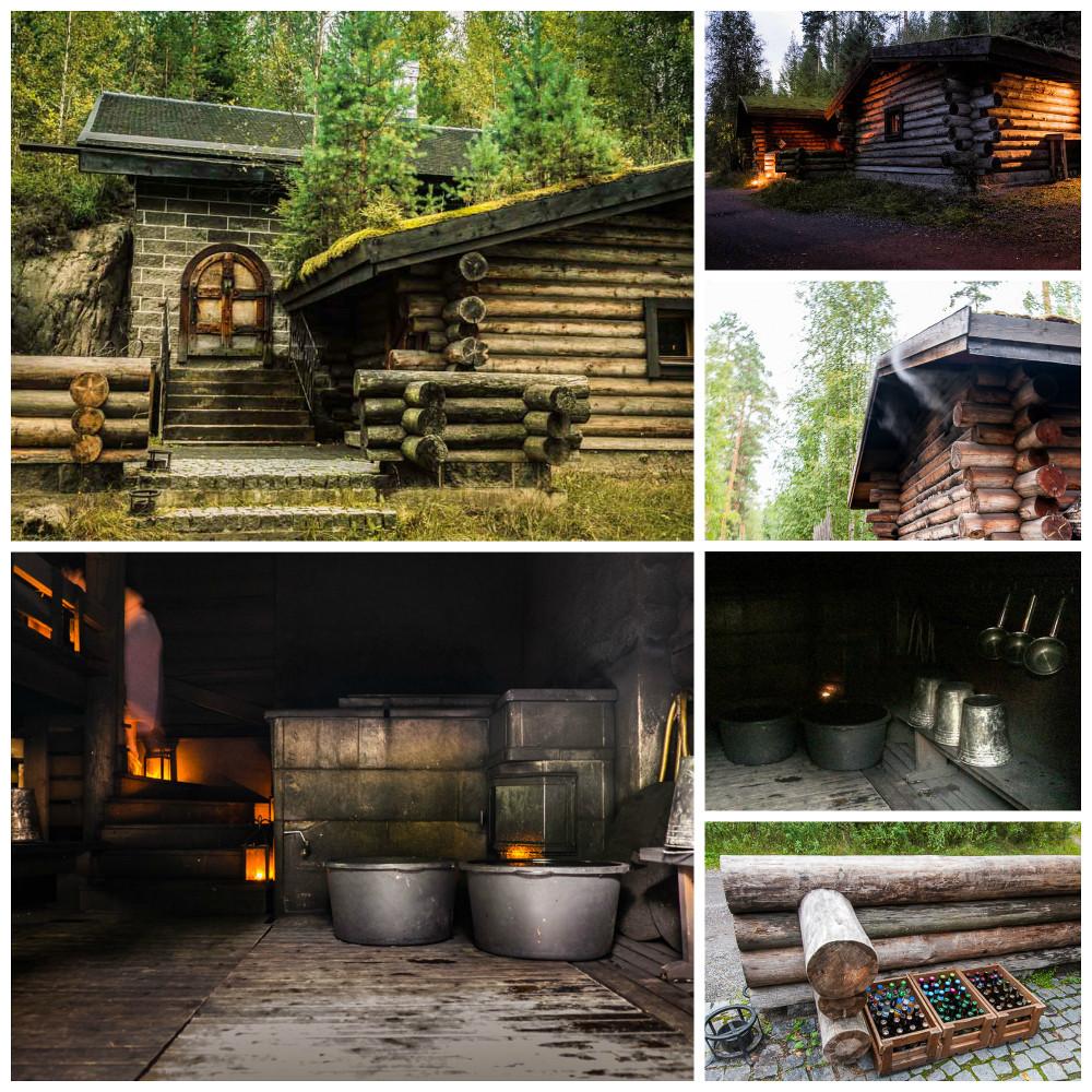exp rience de diff rents saunas finlandais. Black Bedroom Furniture Sets. Home Design Ideas