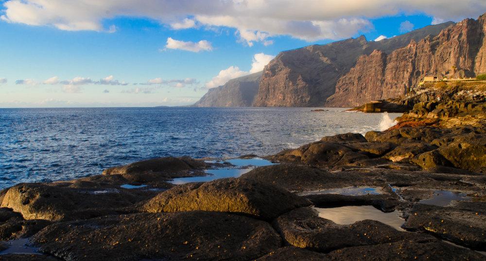 Falaises des géants - Tenerife