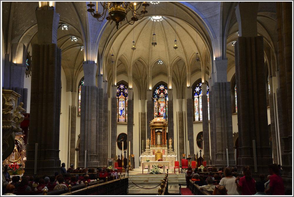 Cathedrale San Cristóbal de La Laguna - Tenerife