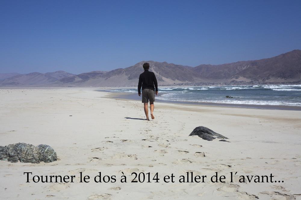2014 - Réflexion d'une année
