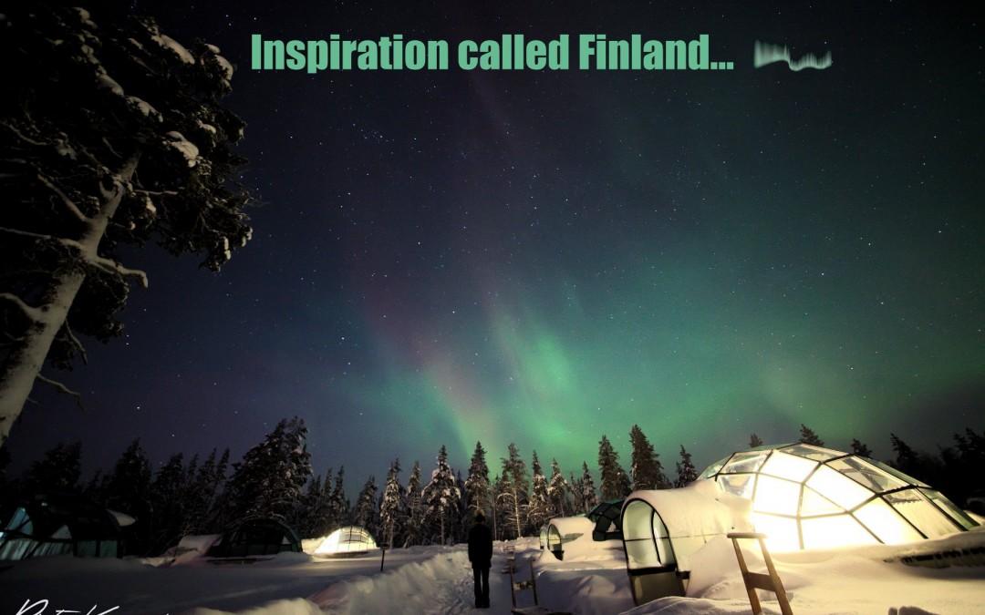 Laponie finlandaise – Ma première aurore boréale