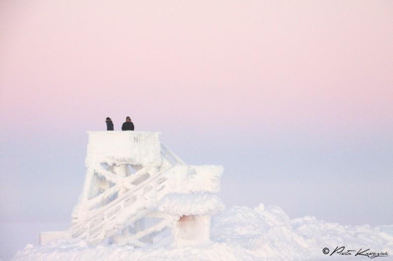 hiver laponie