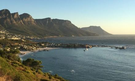 Afrique du Sud : Cape Town : « une ville nature » !