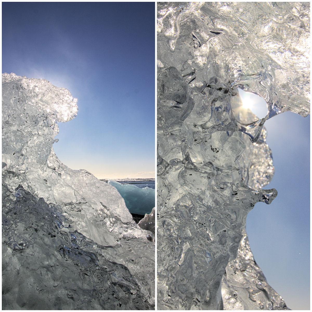 Islande glace