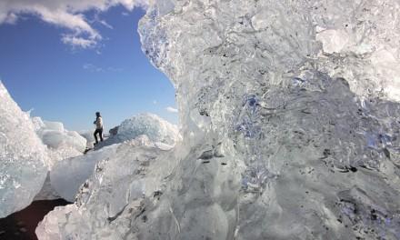 Road trip en Islande : la mer