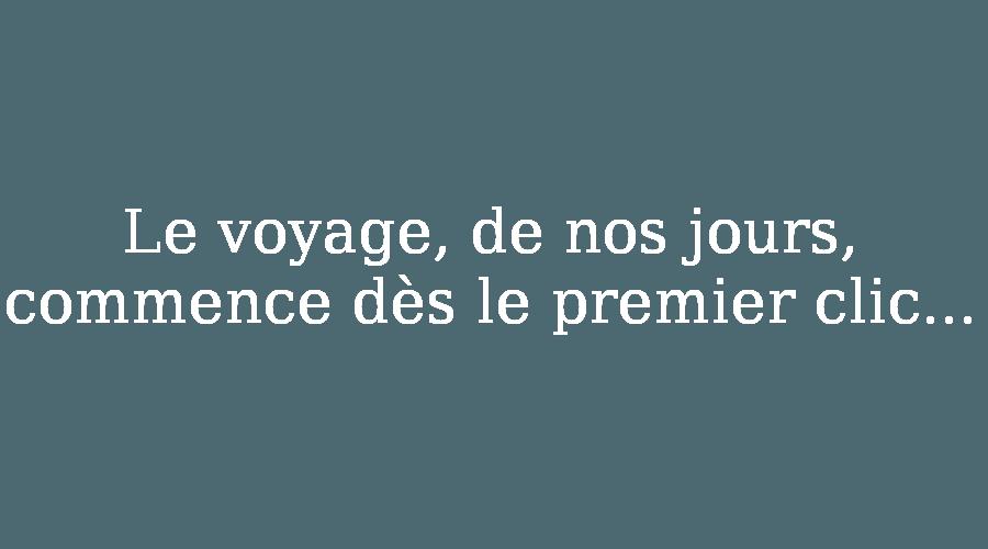 leVoyageCommence