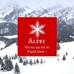 Suisse : séjour hivernal dans les alpes vaudoises