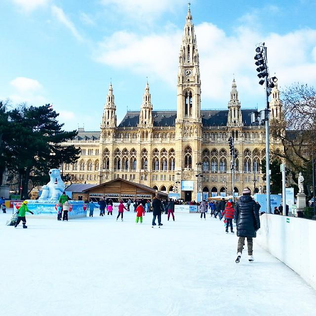 voyage Vienne interrail