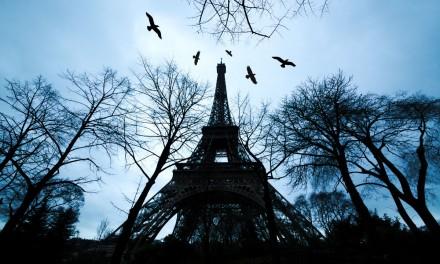 Paris, je crois que je t'aime…