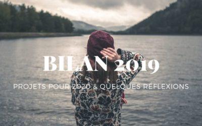 BILAN BLOG 2019 et RESOLUTION 2020