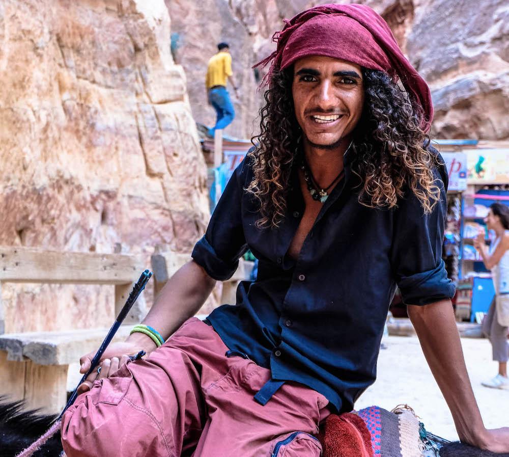 Photo 2 Petra Bedouin