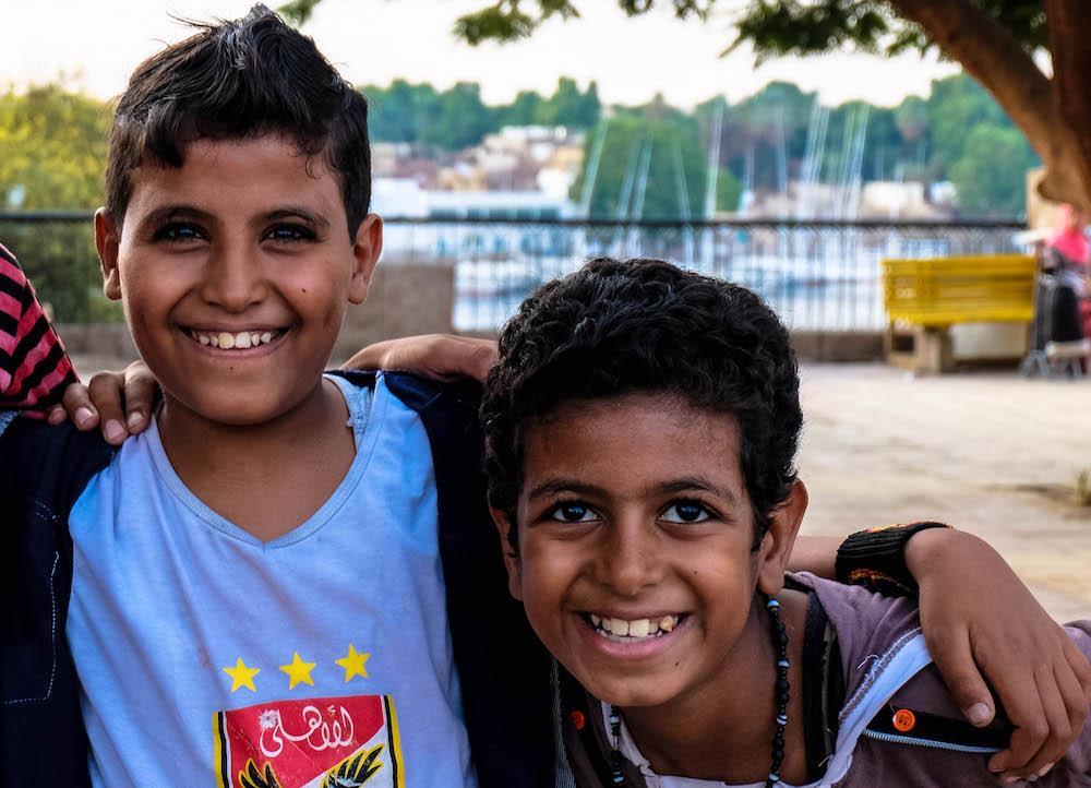 Photo 4 egypte enfants