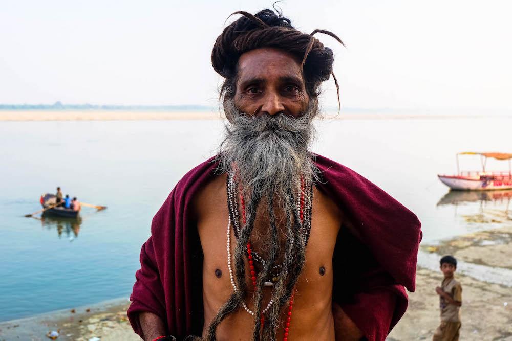 Photo 5 Inde varanasi sadhu