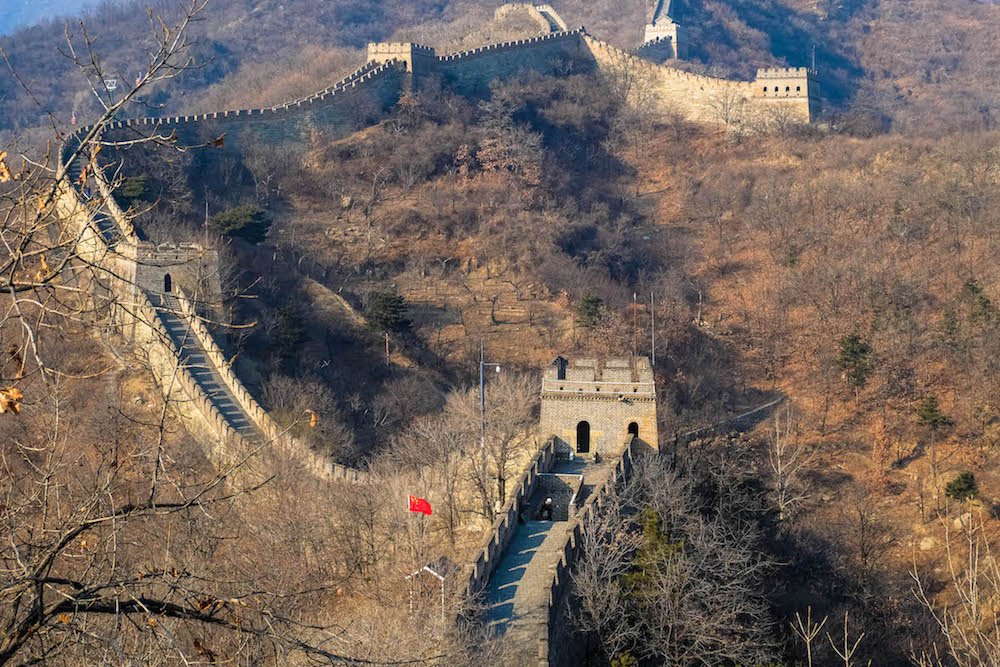 Photo 7 Muraille de Chine