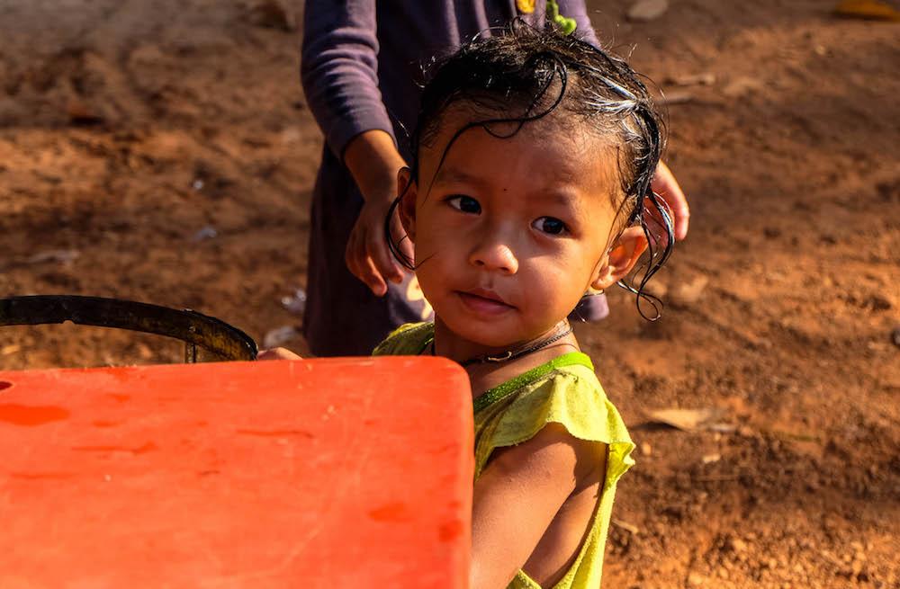 Photo 8 Angkor enfant