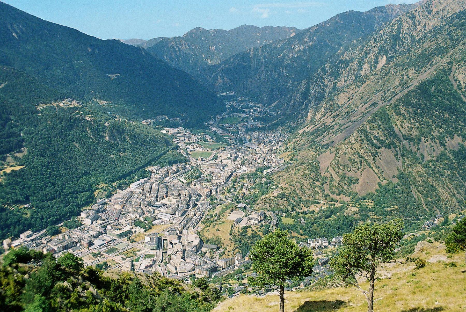 ssejour Andorre