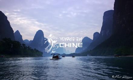 Chine – Les pêcheurs de Xinping et les formations karstiques de Guilin.