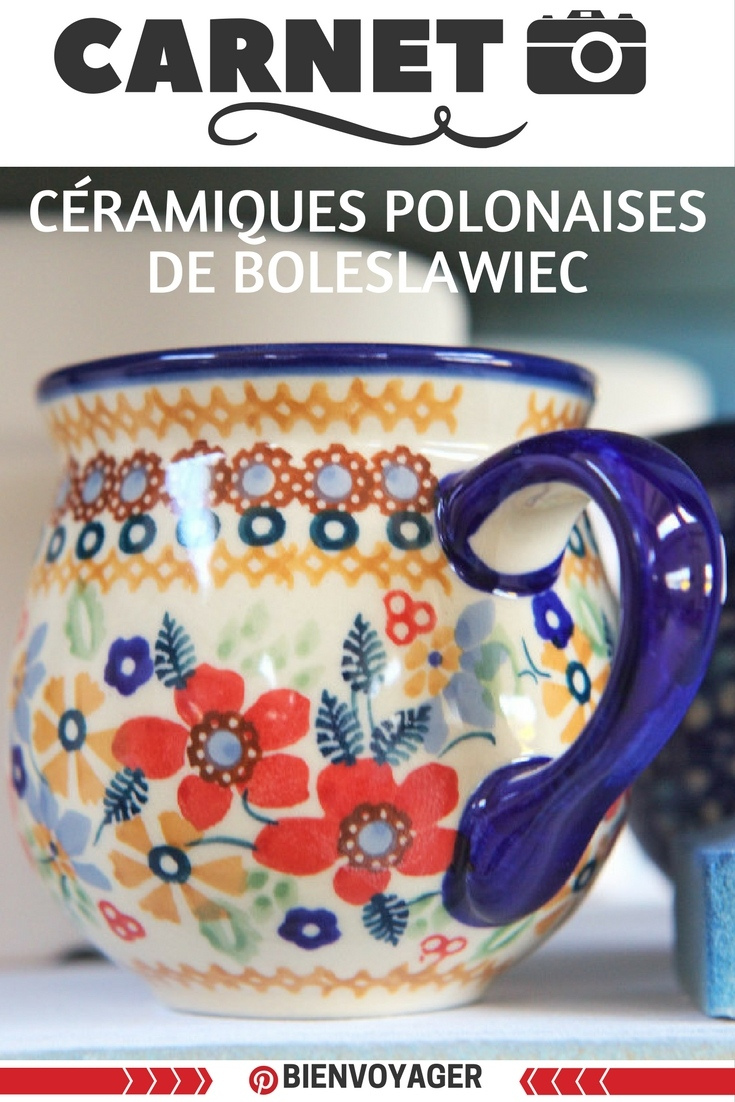 ceramique polonaise boleswaviec
