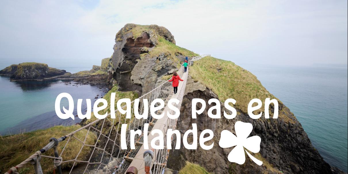 L'Irlande en images