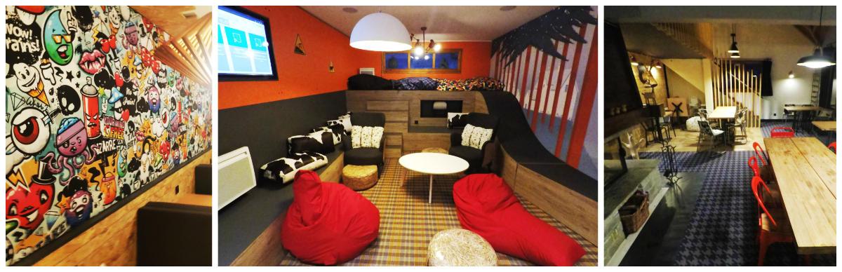 intérieur Moontain hostel2