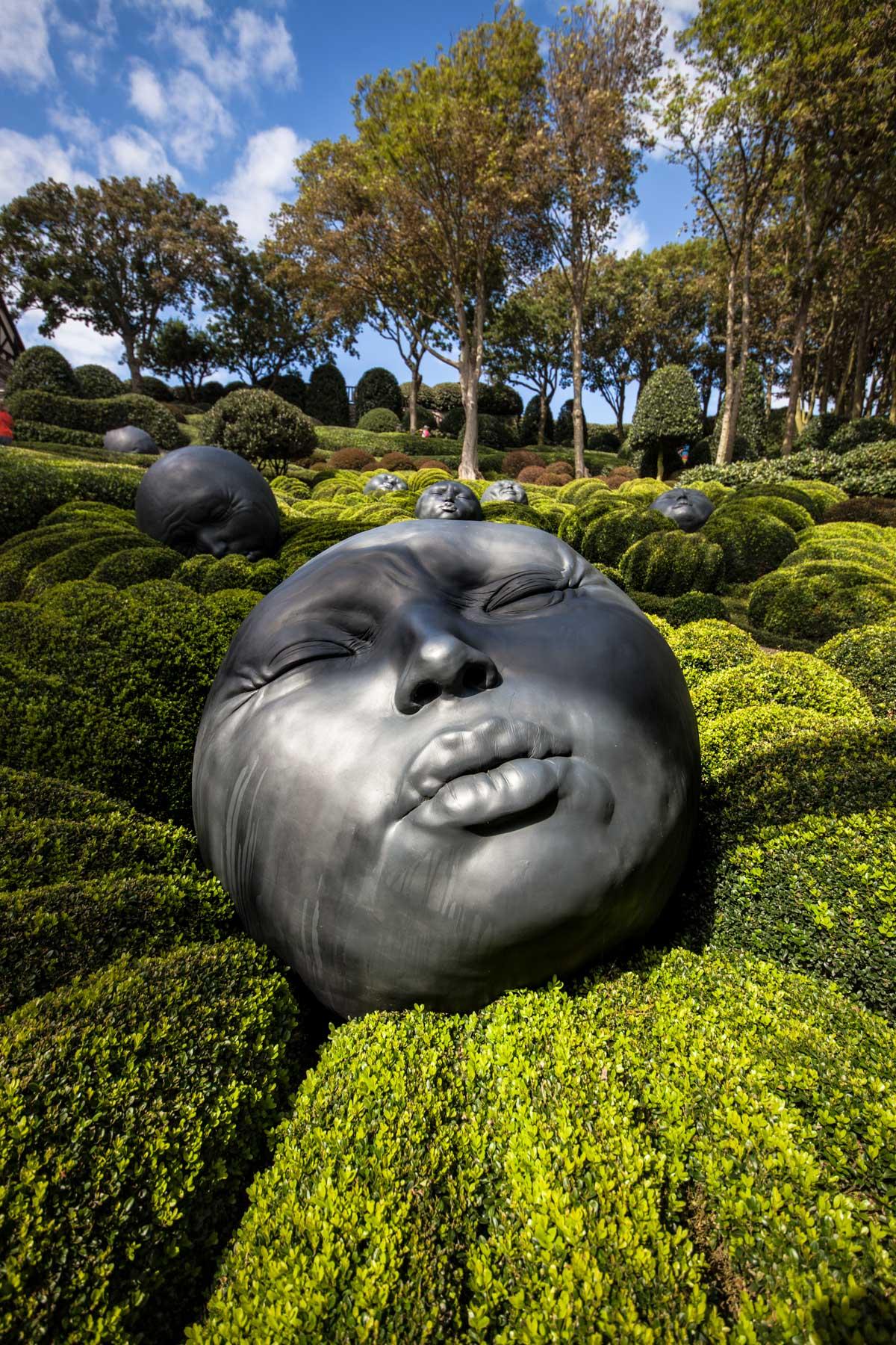 La magie des jardins d 39 etretat en normandie - Jardin d hiver de la berteliere ...