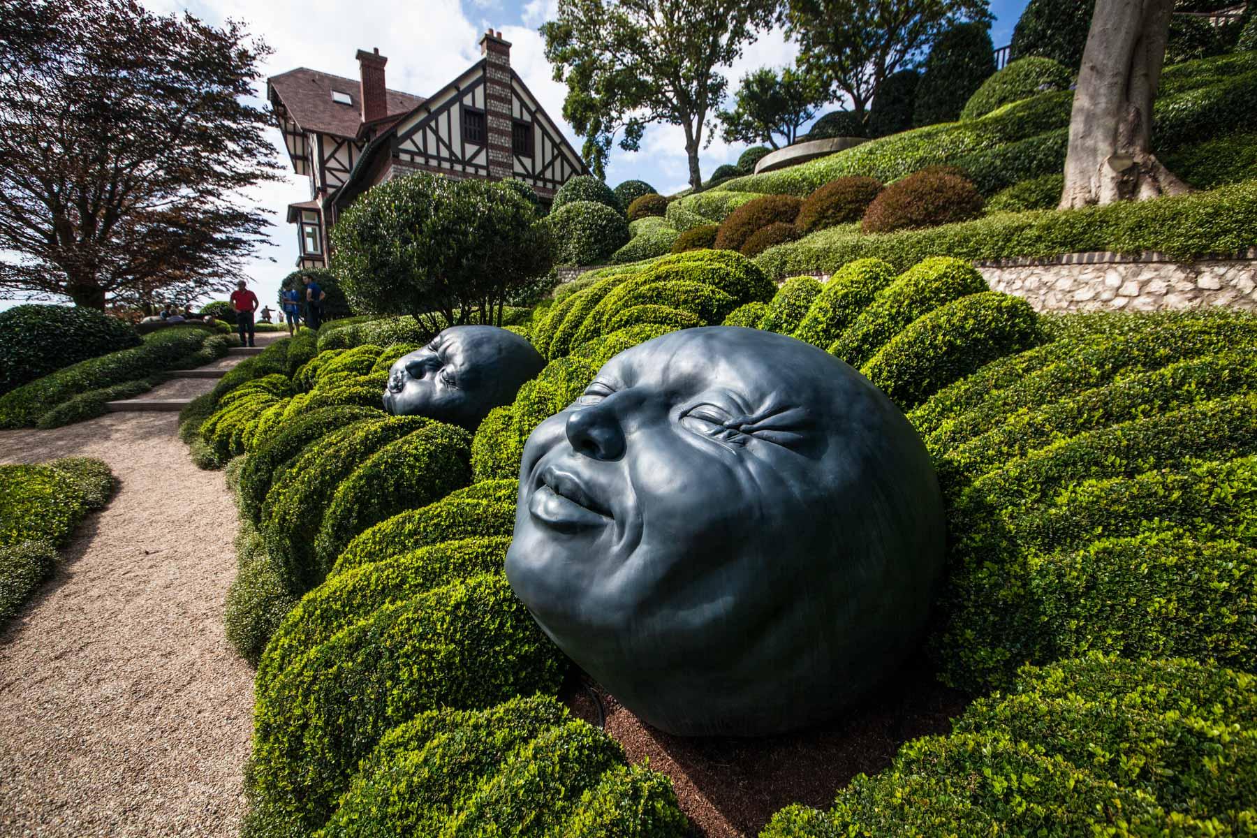 Jardins d etretat maison image id e - Bulle de jardin prix ...