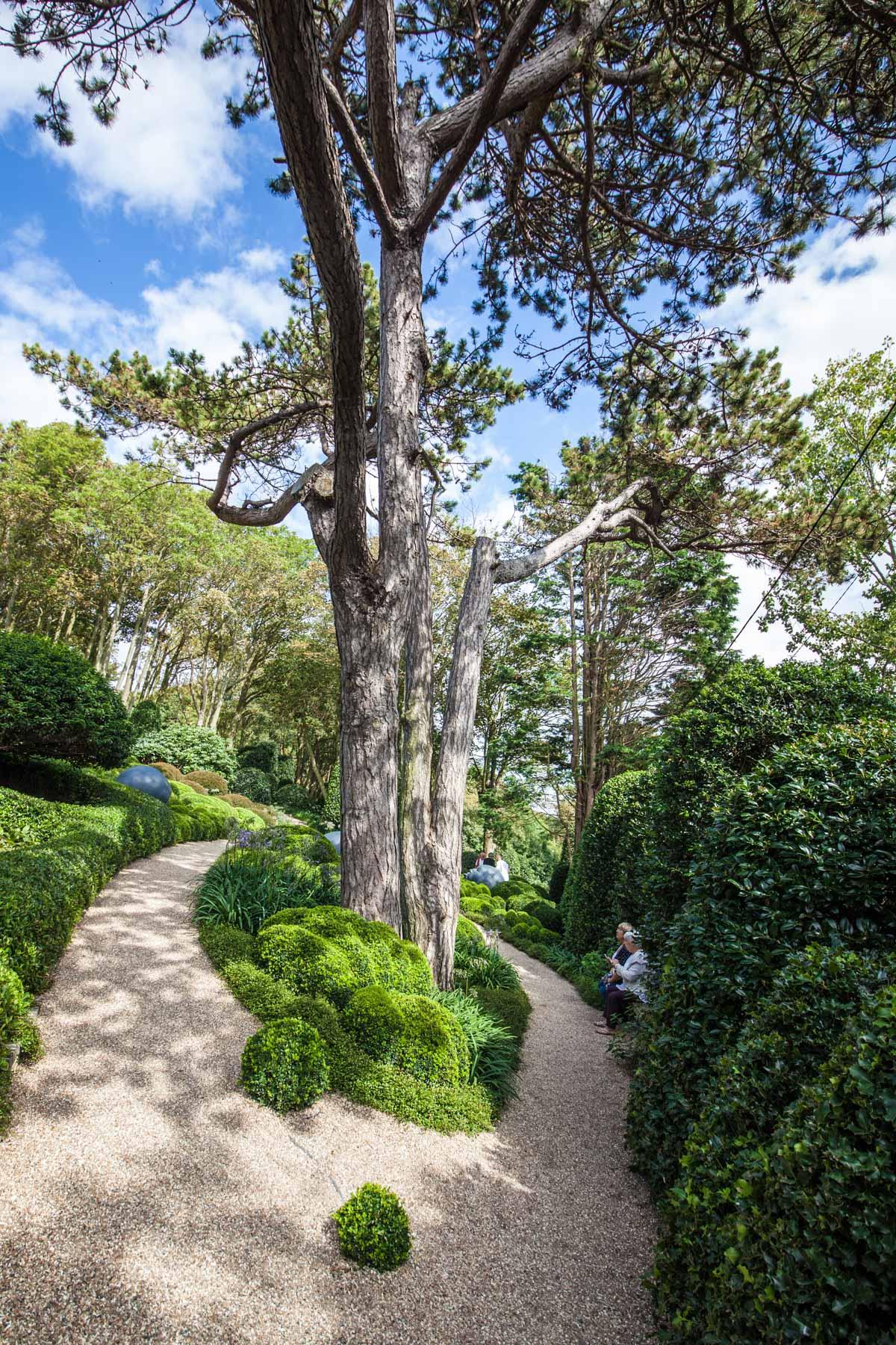 La magie des Jardins d Etretat en Norman