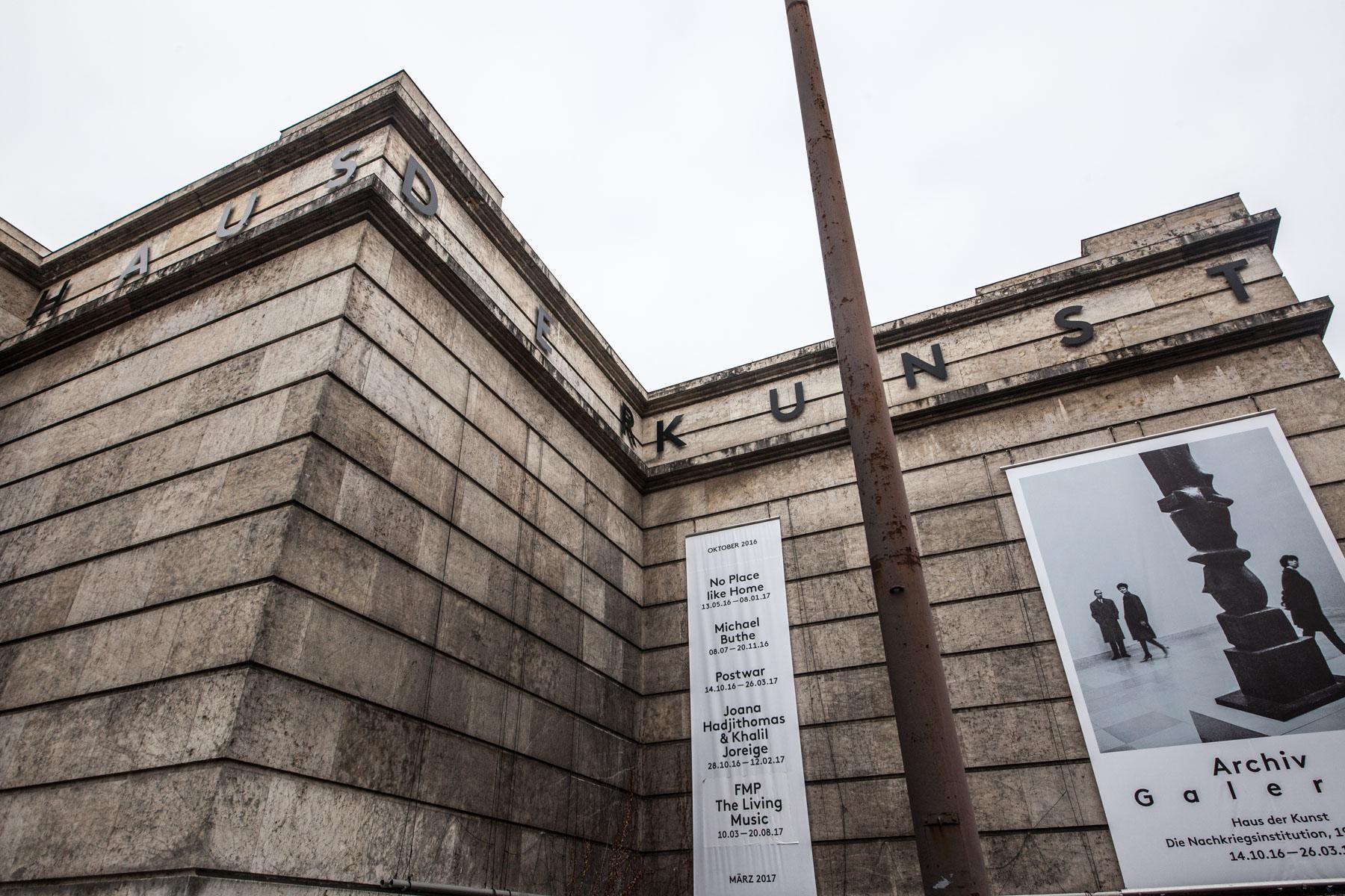 kunst museum munich