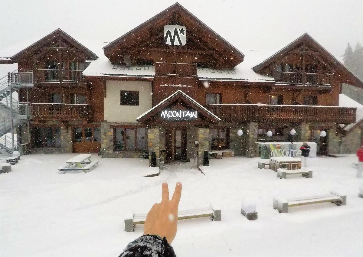 TEST du concept Moontain Hostel qui rend la montagne plus accessible