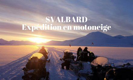 Expédition motoneige au Svalbard