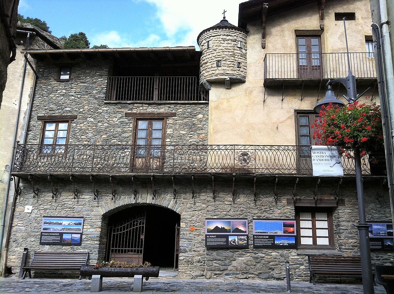 qndorre musée Casa de Areny Plandolit