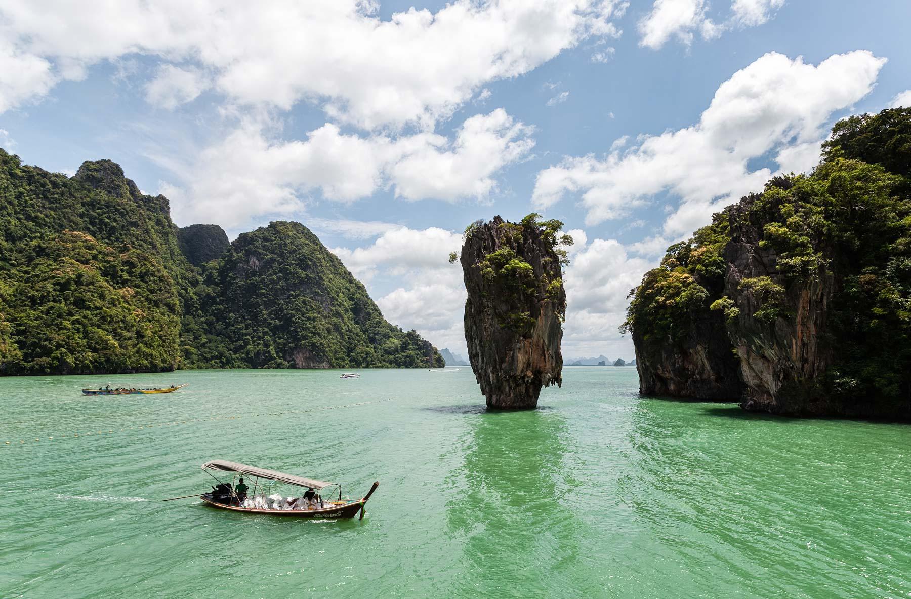Les endroits magiques en Thaïlande