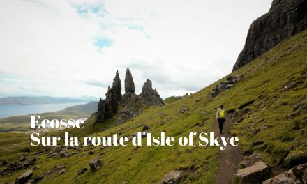 Voyage en Ecosse : direction Isle of Skye