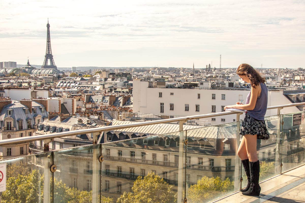 Comme un amour de Paris...