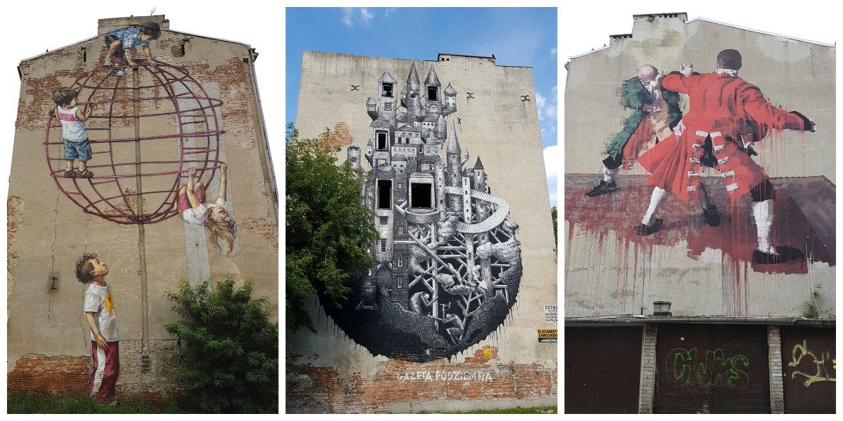 streetart Varsovie