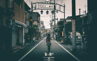 Visite de Hida Takayama au Japon