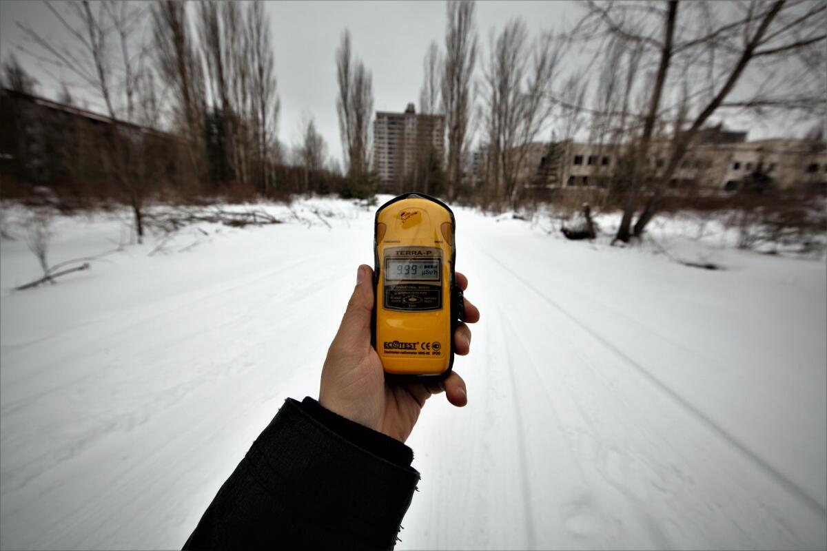 Voyage à Tchernobyl, 30 ans après la catastrophe du réacteur 4